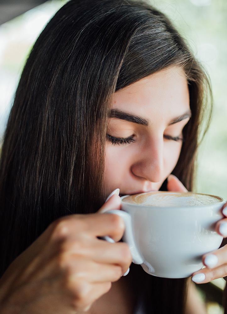 Heerlijk kopje koffie
