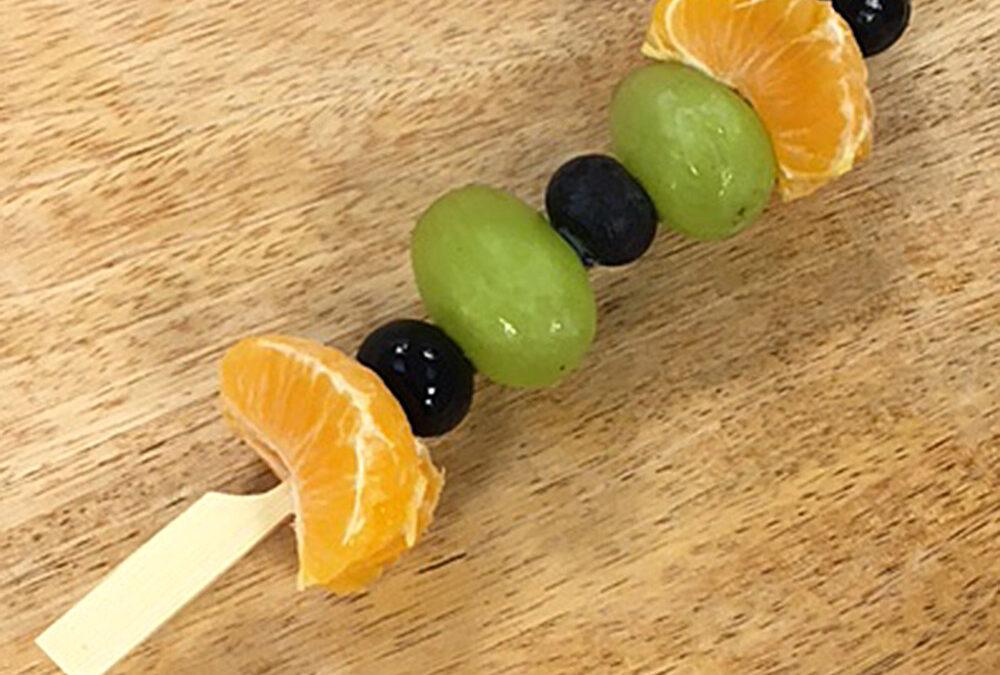 Fruitspies € 2,25